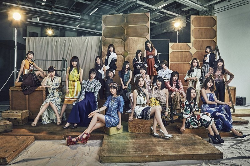 Single Baru Nogizaka46