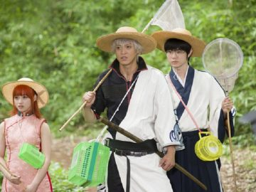 Live-Action Gintama