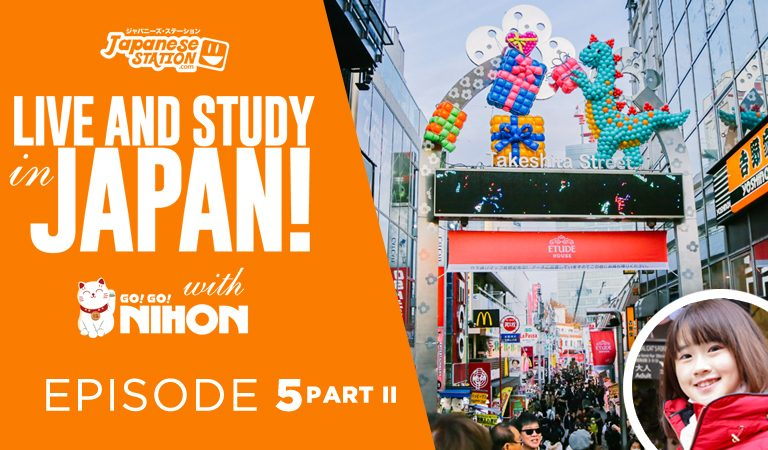 [Live and Study in Japan Series] Episode 5 Part 2 : Indahnya Illumination di Yoyogi Park