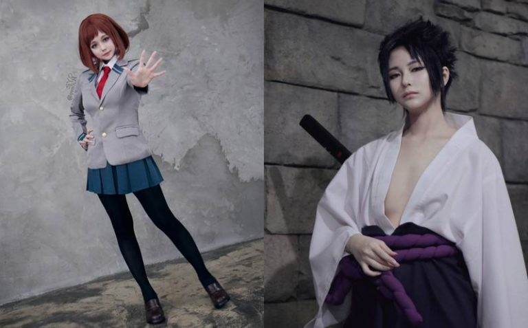 Cosplayer Korea