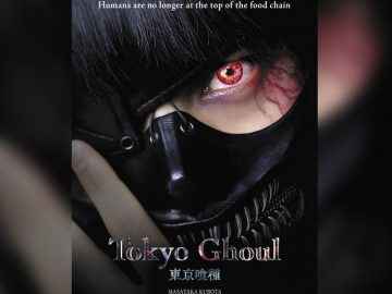 Film Live-Action Tokyo Ghoul