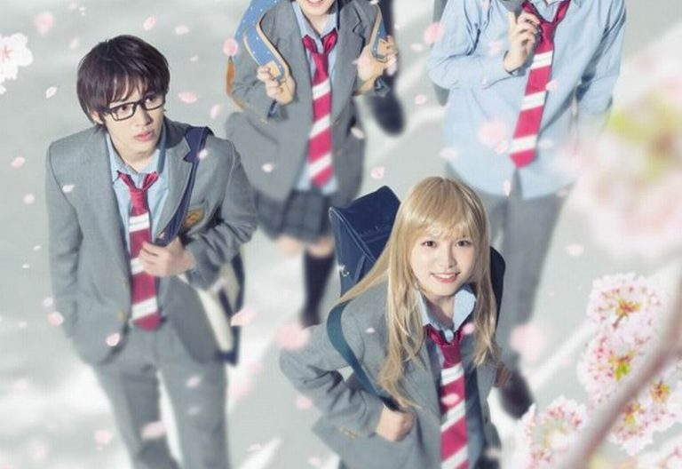 Drama Panggung Your Lie in April