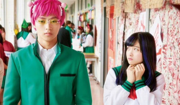 Film The Disastrous Life of Saiki K Rilis Video Promosi & Foto-foto Adegan Terbaru