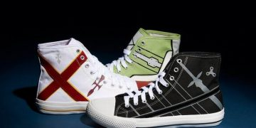 Sneakers Sword Art Online