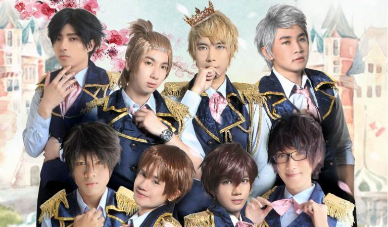 The Royal Boys Love Convention – 24 September 2017, Kampoeng Bangka Resto, Jakarta Selatan