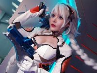 Cosplayer Cantik