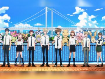 Digimon Adventure Tri Chapter 5