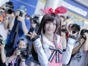 cosplayer