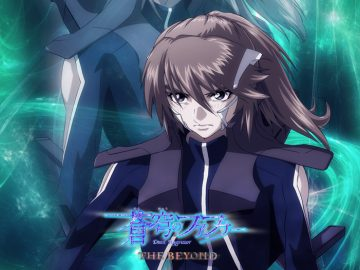 Anime Soukyuu No Fafner THE BEYOND Rilis Video Promosi Terbarunya
