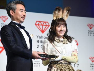Anime Kemono Friends Raih Penghargaan di Yahoo! Search Awards 2017