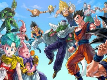 Dragon Ball di Peru