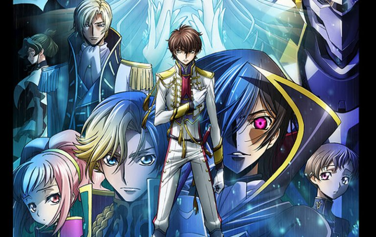Film Anime Code Geass Lelouch of the Rebellion II : Handou Umumkan Lagu Temanya