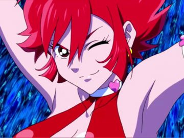 Anime Terbaru Cutie Honey, Cutie Honey Universe Rilis Video Teasernya