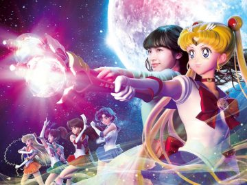 Kolaborasi Sailormoon x USJ
