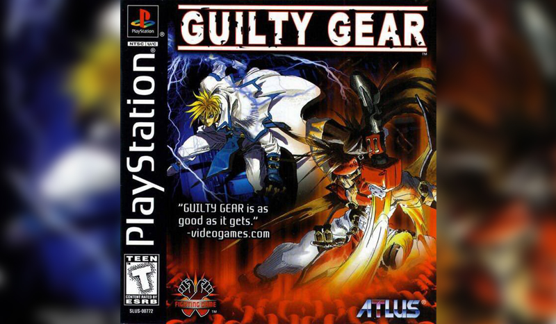 Game PlayStation Guilty Gear Akan Dirilis di PS4, Switch, dan Steam
