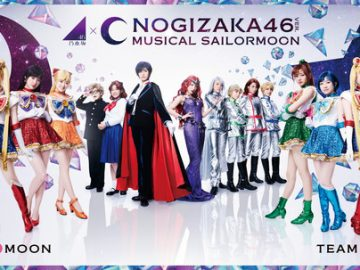 Nogizaka46 Version Musical Sailormoon Rilis Visual Sosok Mai Shiraishi Sebagai Queen Serenity
