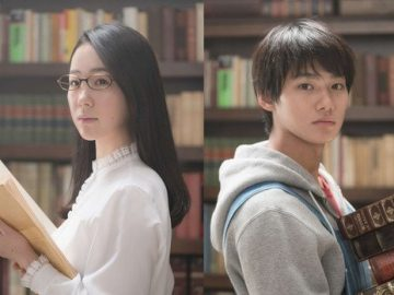 Film Live-Action Biblia Koshodo no Jiken Techo Telah Rilis Video Teasernya