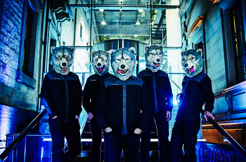 MAN WITH A MISSION Rilis Video Klip Lagu Terbarunya, Winding Road