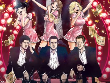Anime Back Street Girls Rilis 2 Video Trailernya, Perdengarkan Cuplikan Lagu Tema Pembukanya