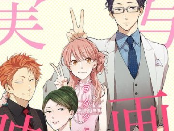 Serial Manga Wotakoi Love is Hard for Otaku Akan Diangkat Jadi Film Live-Action