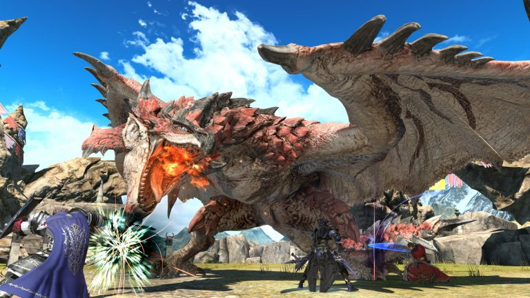 Final Fantasy XIV Telah Umumkan Detail Mengenai Event Kolaborasi Dengan Monster Hunter World