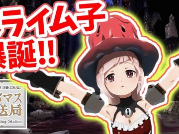 Game Smartphone Overlord: Mass for the Dead Hadirkan Tokoh Slimeko Sebagai Virtual Youtuber