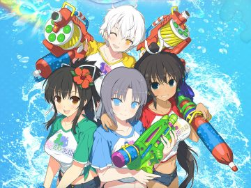 Game Senran Kagura Peach Beach Splash Hadirkan Mode Virtual Reality Untuk PC