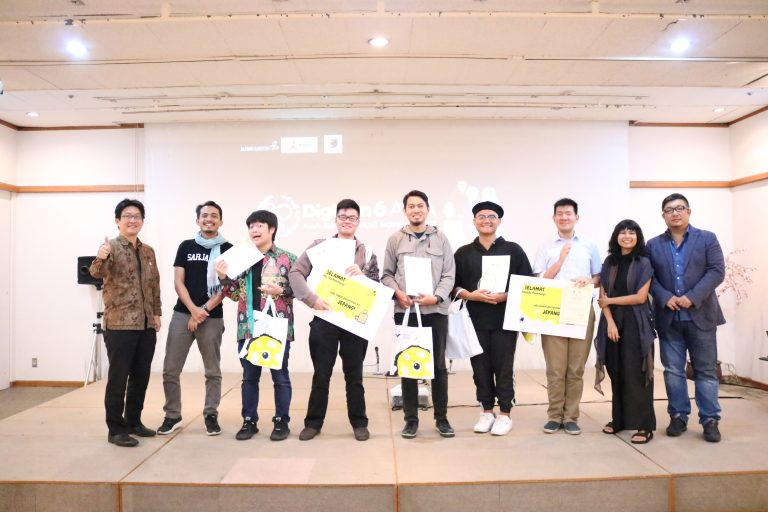 The Japan Foundation Ajak Sineas Indonesia Berkarya Lewat Digicon6 ASIA Awards