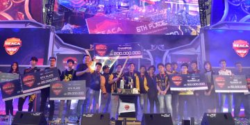 Southeast Asia Cyber Arena