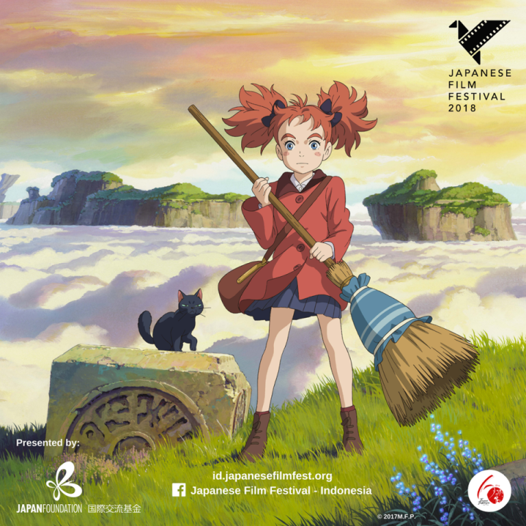 Mary and the Witch's Flower Japanese Film Festival 2018