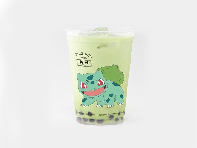 bubble tea pokemon