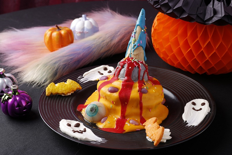 Kawaii Monster Cafe Halloween