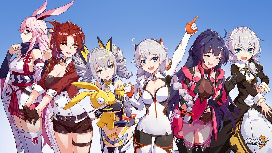 Honkai Impact 3rd PC Version Resmi Release di SEA!
