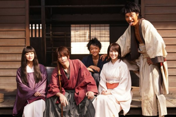 Rurouni Kenshin Final Chapter (www.animenewsnetwork.com)