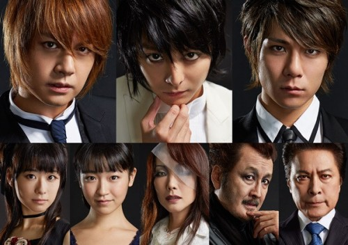"[video] Sesi pemotretan pemeran ""Death Note The Musical"" Jepang"