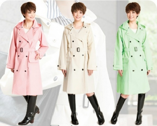 3j Fashion-japanese-style-raincoat-font-b-poncho-b-font-fashion-hat-detachable-trench-rain-gear