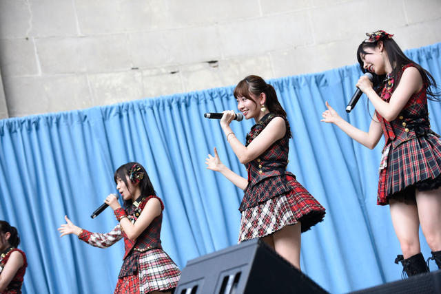 AKB48 tampil di acara 'JAPAN DAY' di New York (2)
