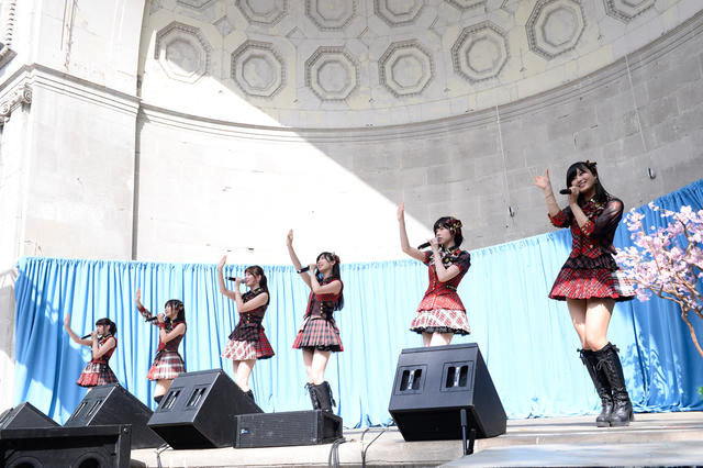 AKB48 tampil di acara 'JAPAN DAY' di New York (4)