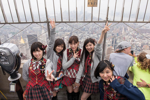 AKB48 tampil di acara 'JAPAN DAY' di New York (5)
