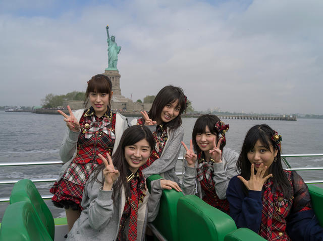 AKB48 tampil di acara 'JAPAN DAY' di New York (6)