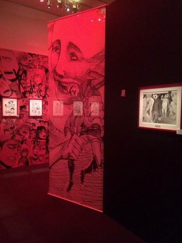 Attack on Titan Exhibit peek (4)