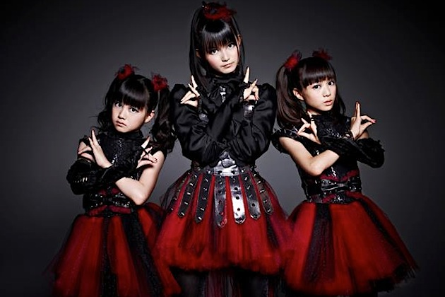 BabyMetal memenangkan kategori Best New Act di ajang 4th Annual Loudwire Music Awards