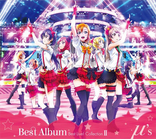 Best Album Best Live! Collection II dari μ's puncaki Oricon Weekly di posisi No. 1!