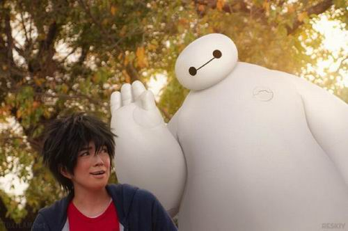 Big Hero 6 cosplay (5)