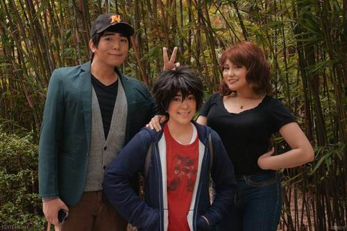Big Hero 6 cosplay (8)