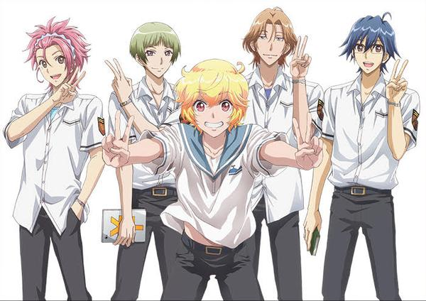 Binan Koukou Chikyuu Bouei-bu LOVE! Cute High Earth Defense Club LOVE!