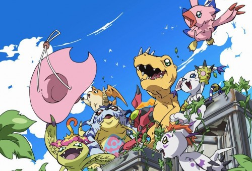 Digimon Adventure Tri 3