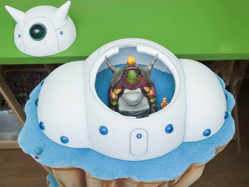 Diorama Dragon Ball Z (4)
