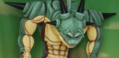 Diorama Dragon Ball Z (6)