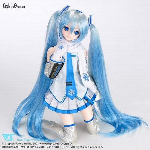 Dollfie Dream Snow Miku (1)